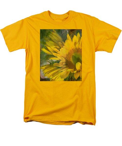 Men's T-Shirt  (Regular Fit) featuring the photograph Awash In Sun by Arlene Carmel