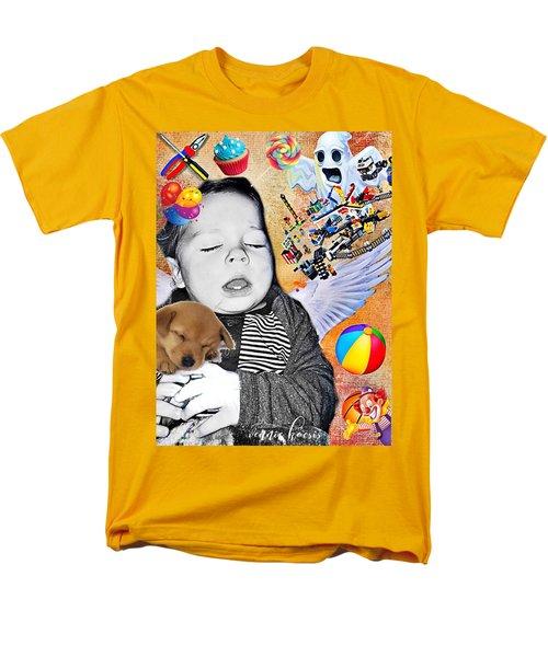 Baby Dreams Men's T-Shirt  (Regular Fit) by Vennie Kocsis