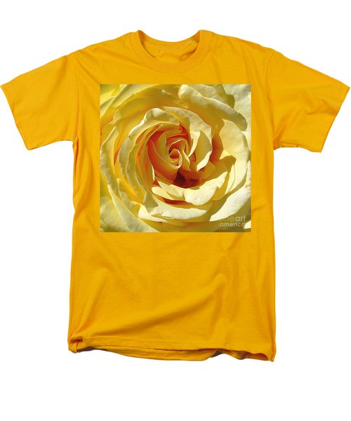 Men's T-Shirt  (Regular Fit) featuring the photograph Be Still And Know by Gina Savage
