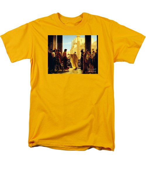 Behold The Man Men's T-Shirt  (Regular Fit) by Celestial Images