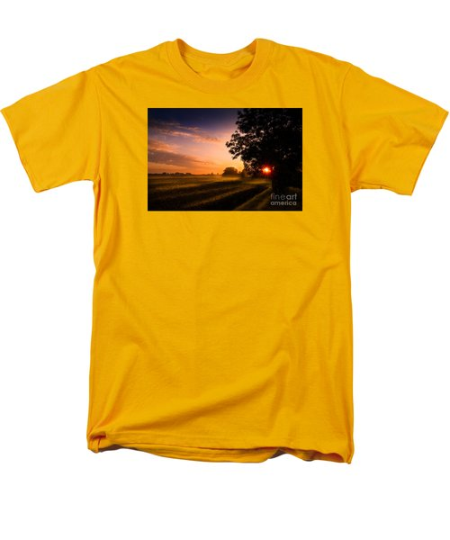 Beloved Land Men's T-Shirt  (Regular Fit) by Franziskus Pfleghart