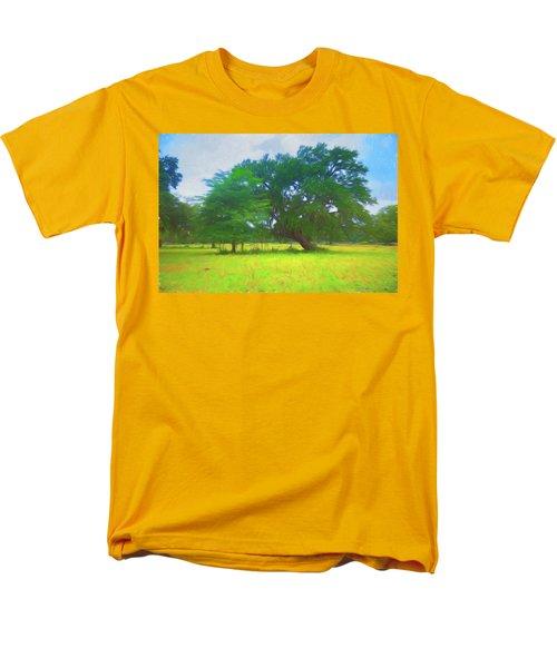 Bent, But Not Broken Men's T-Shirt  (Regular Fit)