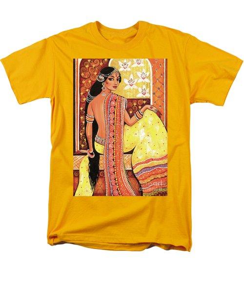Bharat Men's T-Shirt  (Regular Fit) by Eva Campbell