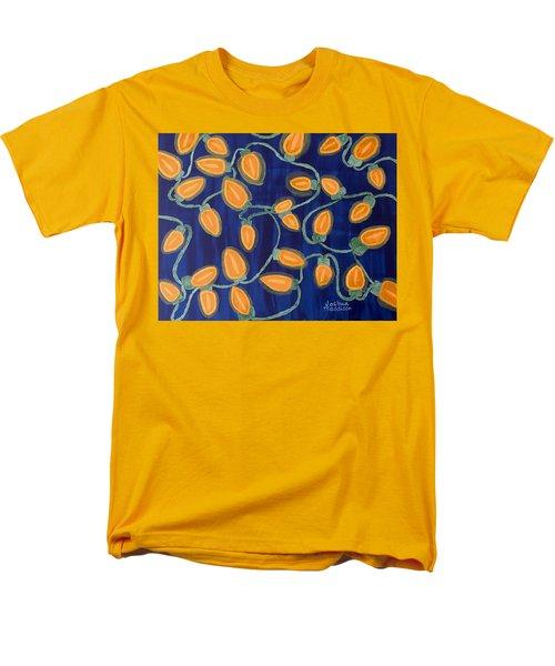 Blue Holiday Men's T-Shirt  (Regular Fit)