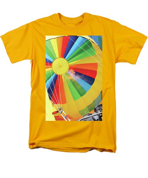Breathing Fire Men's T-Shirt  (Regular Fit) by Alycia Christine
