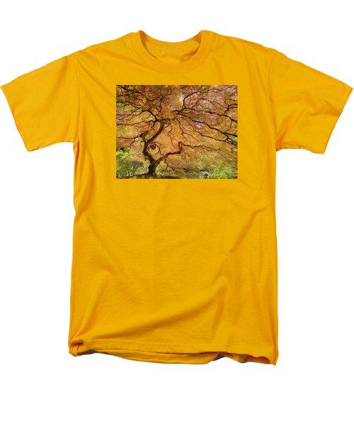 Brilliant Japanese Maple Men's T-Shirt  (Regular Fit)