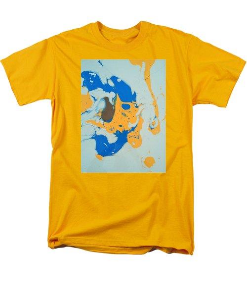 Brownie Baby Bird Men's T-Shirt  (Regular Fit) by Gyula Julian Lovas
