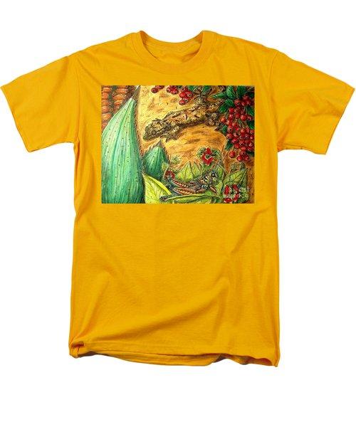 Camouflage...is It Working? Men's T-Shirt  (Regular Fit) by Kim Jones
