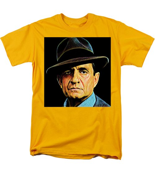 Cash With Hat Men's T-Shirt  (Regular Fit) by Gary Grayson