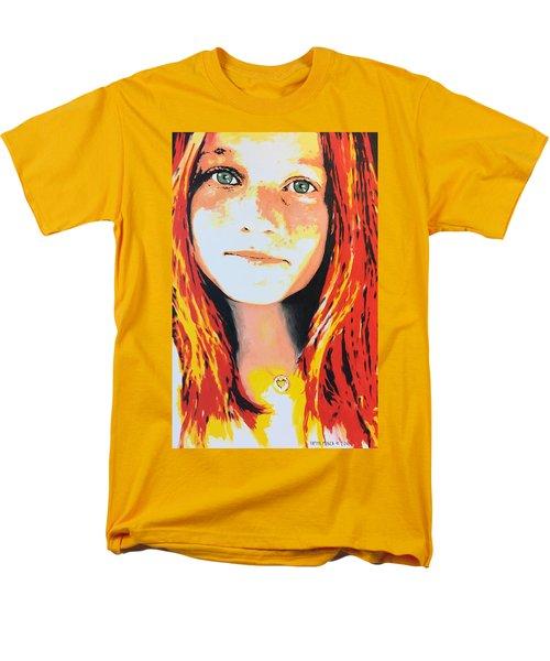 Chiara Men's T-Shirt  (Regular Fit) by Victor Minca