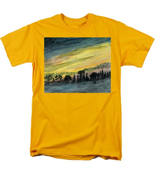 Clearing Storm Men's T-Shirt  (Regular Fit) by R Kyllo