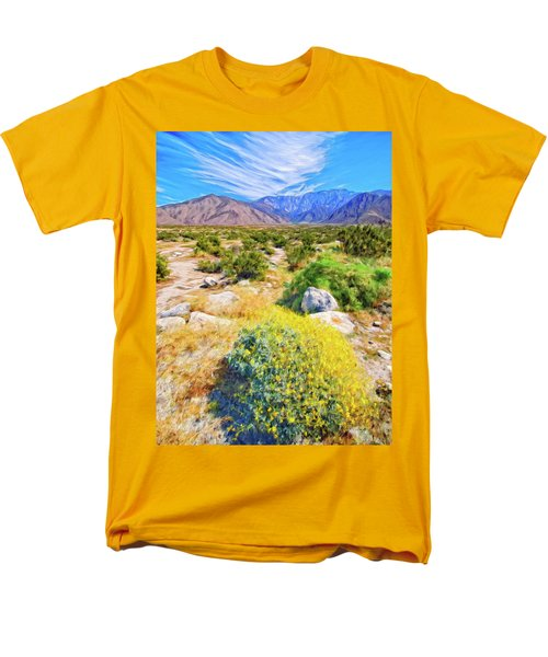 Coachella Spring Men's T-Shirt  (Regular Fit) by Dominic Piperata