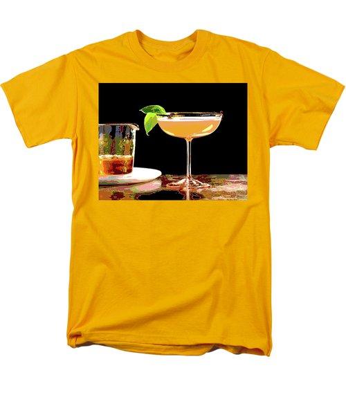 Cocktail And Dreams Men's T-Shirt  (Regular Fit)