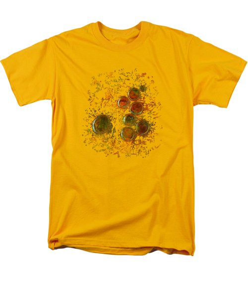 Men's T-Shirt  (Regular Fit) featuring the photograph Colors Of Nature 10 by Sami Tiainen