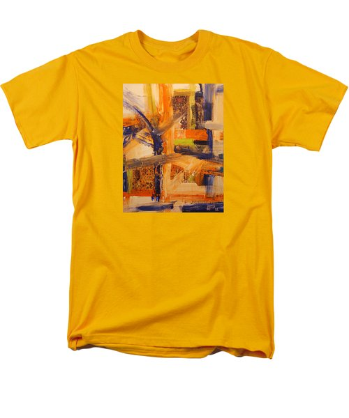 Composition Orientale No 5 Men's T-Shirt  (Regular Fit) by Walter Fahmy
