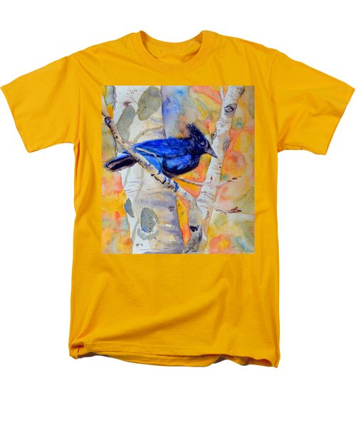 Constant Motion Men's T-Shirt  (Regular Fit) by Beverley Harper Tinsley