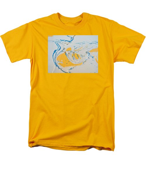 Convertible Flooded In Vegas Men's T-Shirt  (Regular Fit) by Gyula Julian Lovas