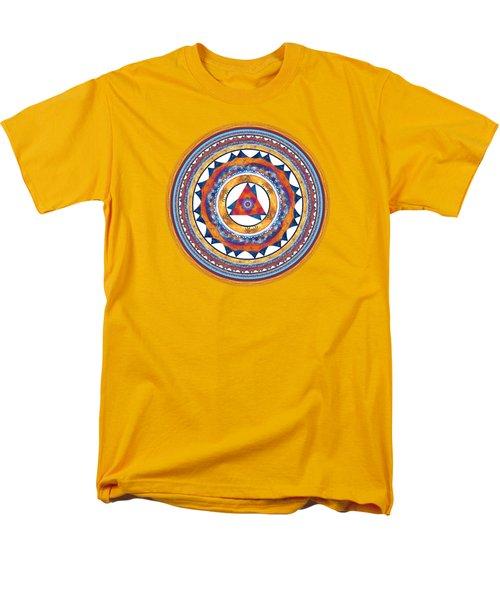Creative Energy Men's T-Shirt  (Regular Fit)
