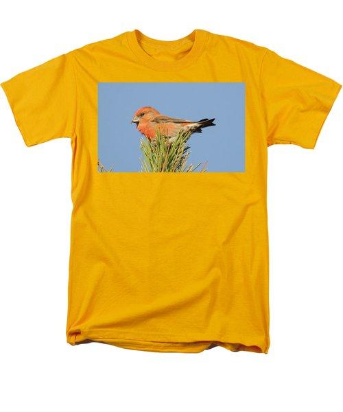 Crossbill Men's T-Shirt  (Regular Fit) by Judd Nathan