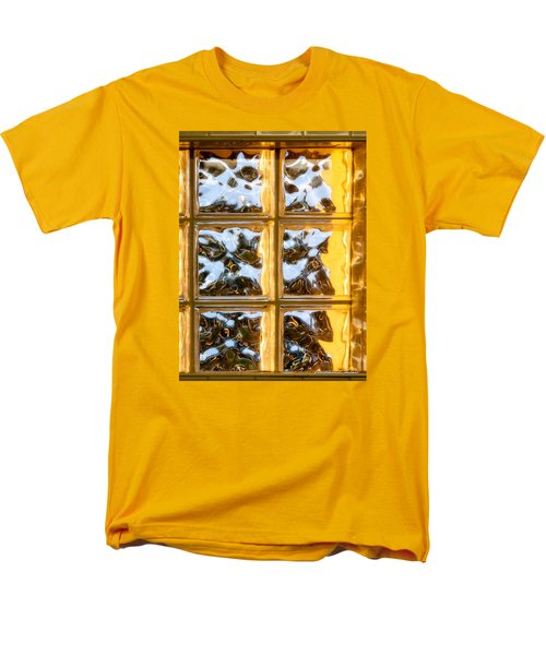Men's T-Shirt  (Regular Fit) featuring the photograph Cubed Sunset by Christopher Holmes