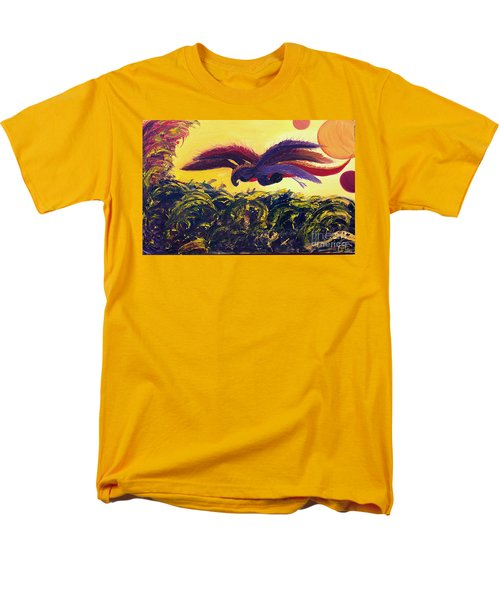 Dangerous Waters Men's T-Shirt  (Regular Fit) by Ania M Milo