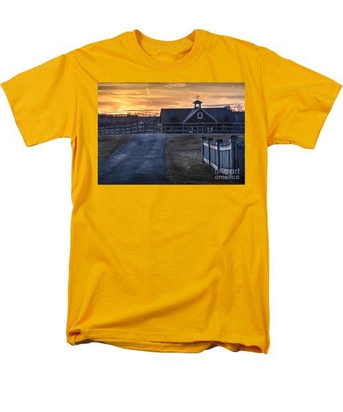 Dawn Breaking Men's T-Shirt  (Regular Fit)