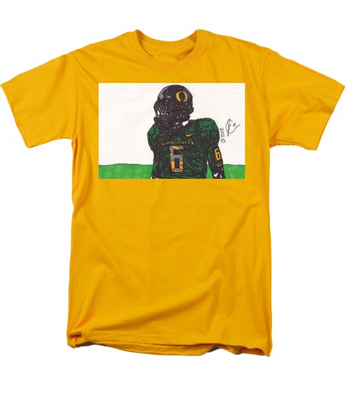 De'anthony Thomas 2 Men's T-Shirt  (Regular Fit) by Jeremiah Colley