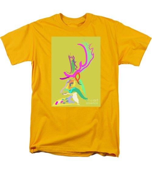 Dear Deer Men's T-Shirt  (Regular Fit) by Go Van Kampen