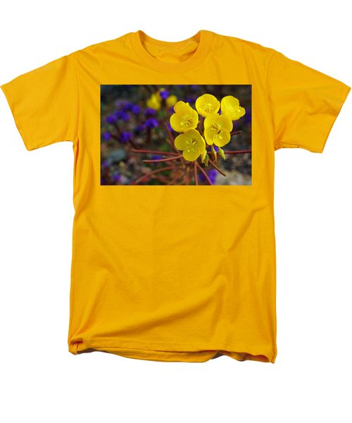 Death Valley Superbloom 206 Men's T-Shirt  (Regular Fit) by Daniel Woodrum