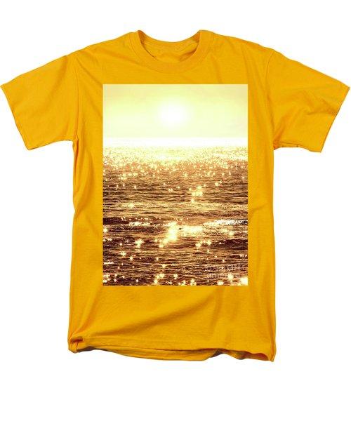 Diamonds Men's T-Shirt  (Regular Fit) by Michael Rock
