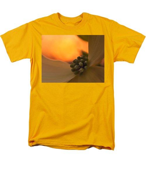 Dogwood Bloom Men's T-Shirt  (Regular Fit) by Craig Szymanski