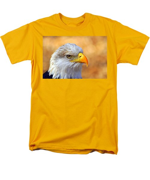Men's T-Shirt  (Regular Fit) featuring the photograph Eagle 7 by Marty Koch
