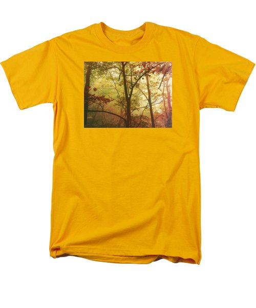 Early Morning Mist Men's T-Shirt  (Regular Fit) by Bellesouth Studio