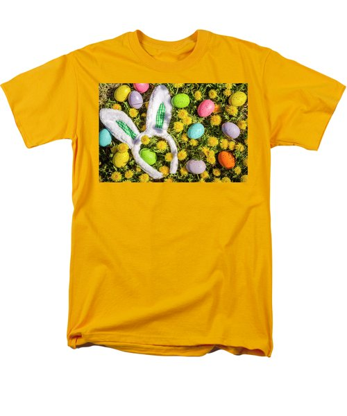 Men's T-Shirt  (Regular Fit) featuring the photograph Easter Morning by Teri Virbickis