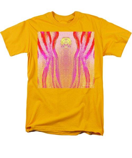 Equipoise Men's T-Shirt  (Regular Fit) by Rachel Hannah
