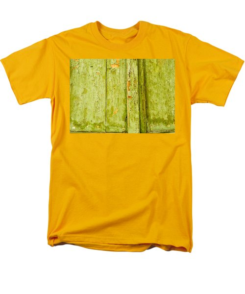 Men's T-Shirt  (Regular Fit) featuring the photograph Fading Old Paint by John Williams