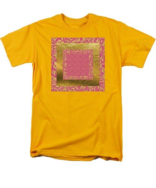Fancy Schmancy Men's T-Shirt  (Regular Fit) by Bonnie Bruno