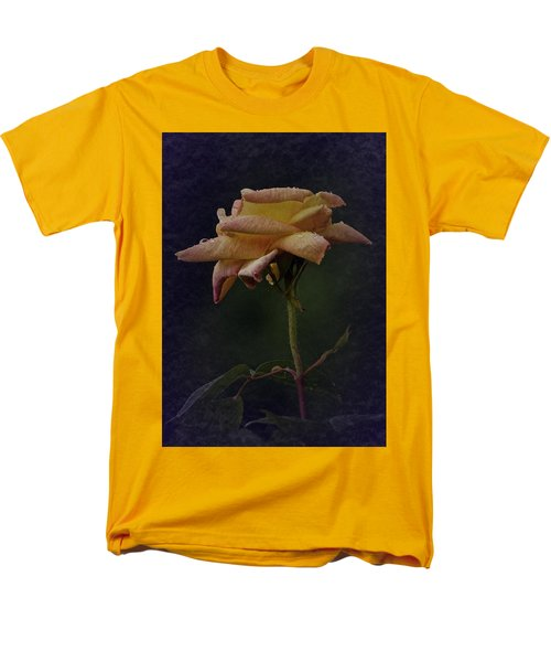 First Vintage Rose 2017 Men's T-Shirt  (Regular Fit) by Richard Cummings