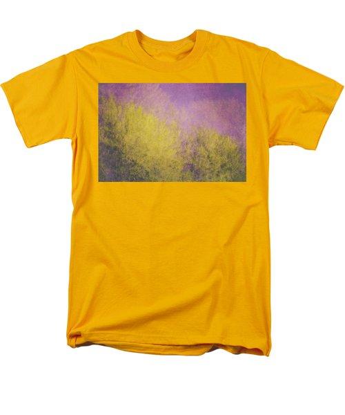 Men's T-Shirt  (Regular Fit) featuring the photograph Flaming Foliage 3 by Ari Salmela
