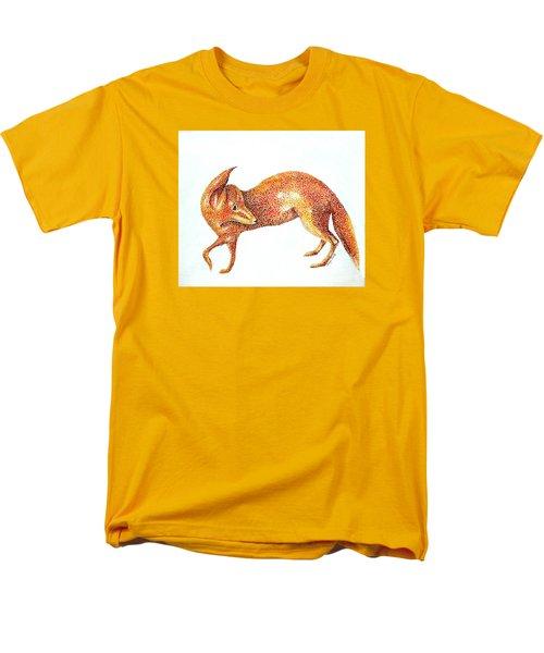 Fox Trot Men's T-Shirt  (Regular Fit)