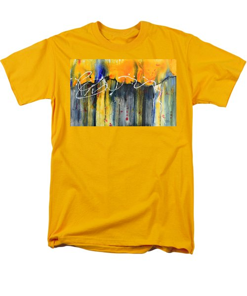 Fueled By The Wind Men's T-Shirt  (Regular Fit) by Nancy Jolley