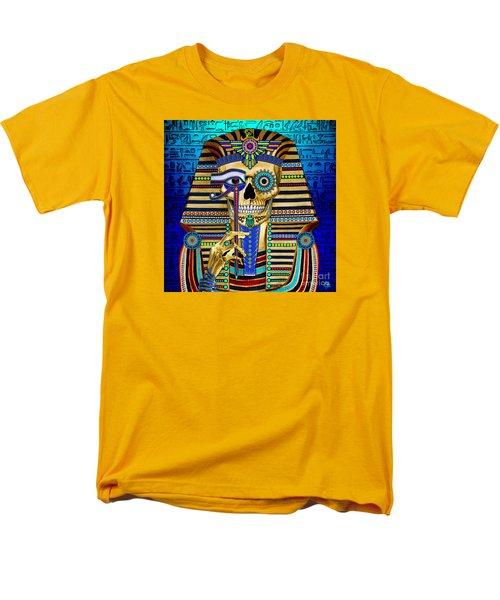 Funky Bone Pharaoh Men's T-Shirt  (Regular Fit) by Christopher Beikmann