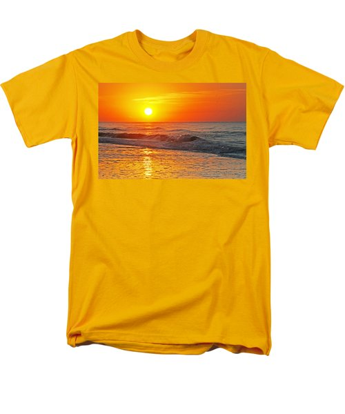Golden Glory Men's T-Shirt  (Regular Fit) by Kay Lovingood