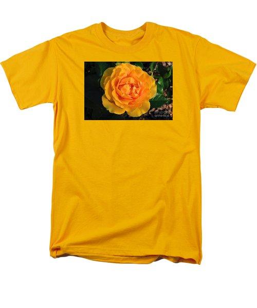 Golden Memories Men's T-Shirt  (Regular Fit) by Sandy Molinaro