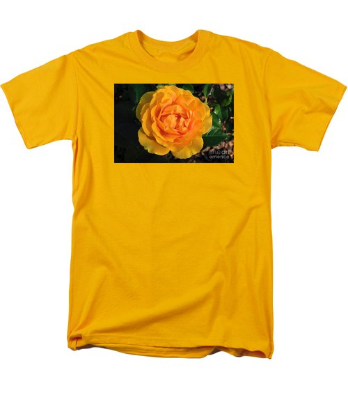 Golden Memories Men's T-Shirt  (Regular Fit)