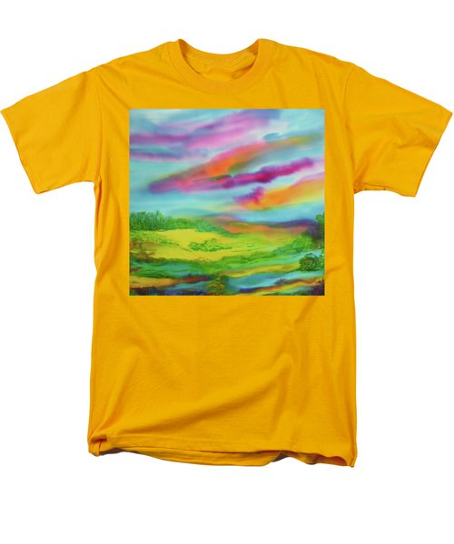 Escape From Reality Men's T-Shirt  (Regular Fit) by Susan D Moody
