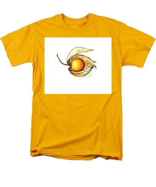 Men's T-Shirt  (Regular Fit) featuring the painting Gooseberry by Heidi Kriel