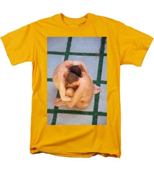 Grp 2 Men's T-Shirt  (Regular Fit) by Andy Shomock