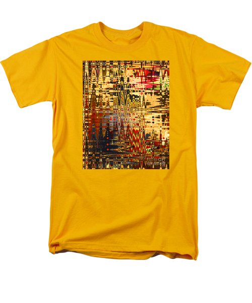 Men's T-Shirt  (Regular Fit) featuring the photograph Harvest Dawn by Diane E Berry