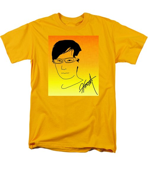 Hideo Kojima Men's T-Shirt  (Regular Fit) by Kyle West